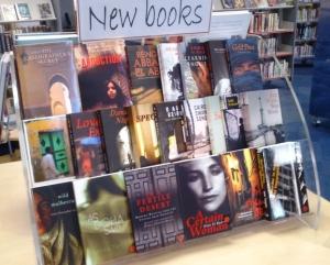 arabia book display