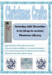 pinetrees crafts
