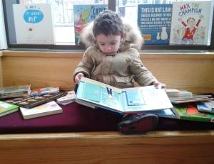 michael reading