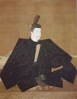 Minamoto no Yoritomo, the first Shogun of the Kamakura shogunate.(Source:http://en.wikipedia.org/wiki/File:Minamoto_no_Yoritomo.jpg)
