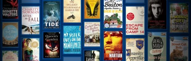 World Book Night 2015 Books