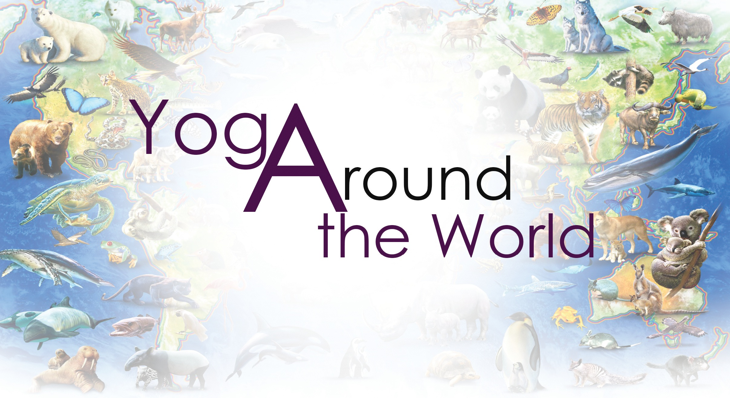 Yoga Around the World : Family Yoga Sessions at the Central