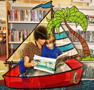 boat and books