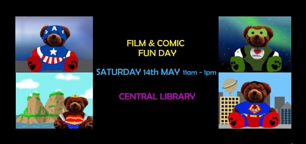Film comic day (2)