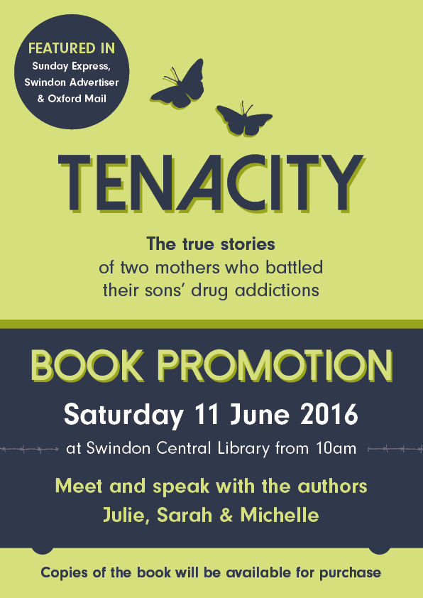 Tenacity Poster A4