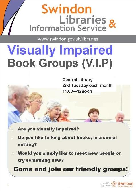 VIP Reading Group