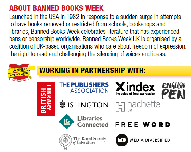 Banned Books Week – Swindon Libraries   Info. Service 48f9ad0aa3cdf